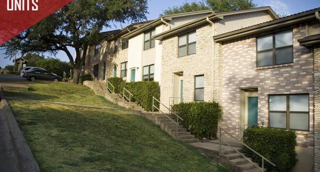 Windmill Townhomes & Duplex - 16 Reviews | San Marcos, TX Apartments