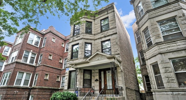 Image of 1307 W. Eddy St. in Chicago, IL