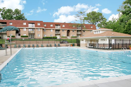 Catch some rays and then take a dip in our pool.