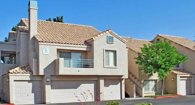 Image Of Palm Villas At Whitney Ranch In Henderson Nv