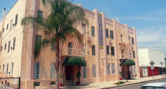 Image Of Los Feliz Court Apartments In Angeles Ca