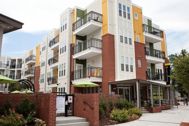 927 West Morgan 51 Reviews Raleigh Nc Apartments For Rent Apartmentratings
