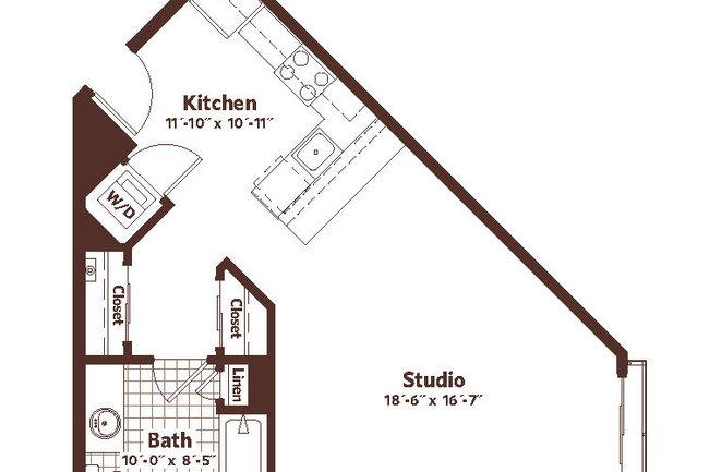 Osprey Cove Apartments 48 Reviews Secaucus Nj