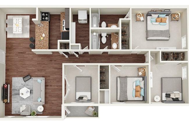 Cumberland Crossing 76 Reviews Marietta Ga Apartments For Rent Apartmentratings