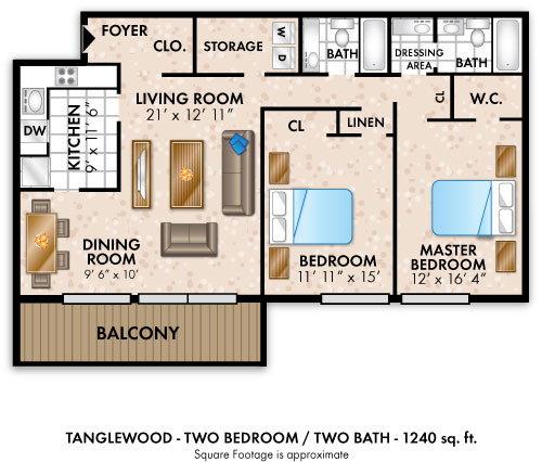 Timberlake Apartments - 190 Reviews