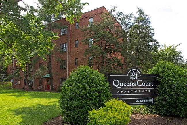 Queens Court - 9 Reviews | Arlington, VA Apartments for ...